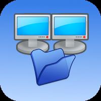 Net Shares File Explorer for Blackberry Playbook